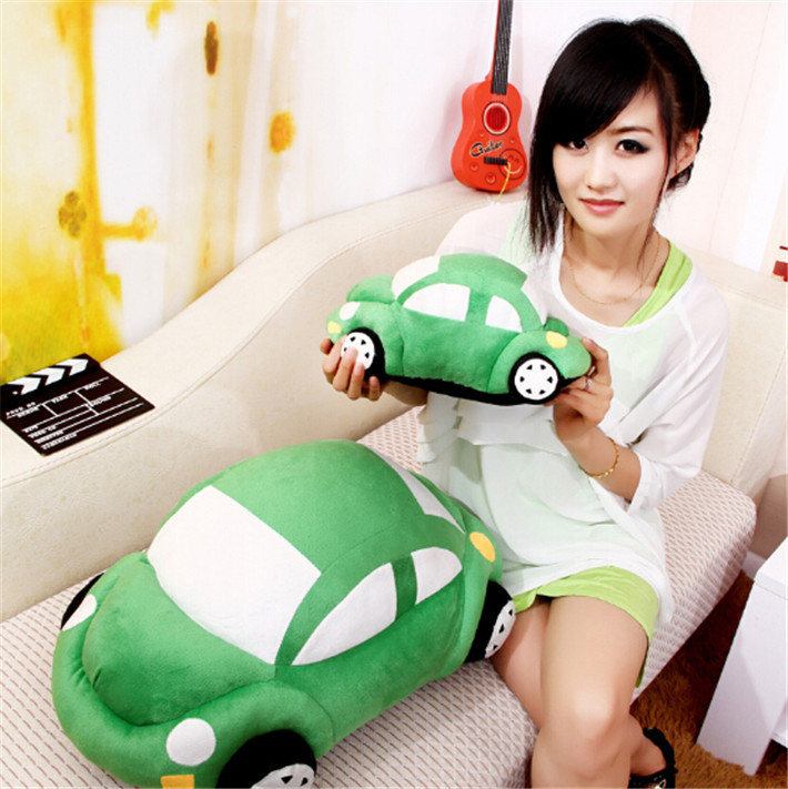 TV & Movie Character New Arrival Genuine Children' Cute Multicolor Beetle Shape Car Plush Toys for Children 5 Colors(China (Mainland))