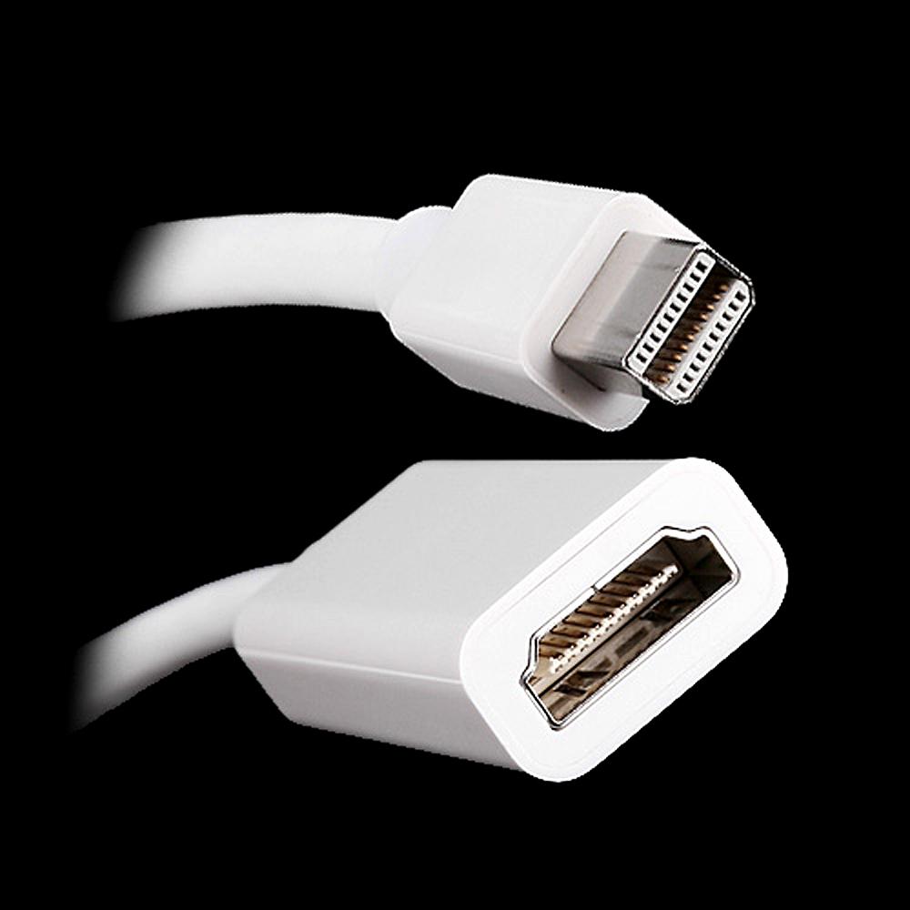 Mini Display Port DP to HDMI Adapter For Apple MacBook Mac Pro Air(China (Mainland))