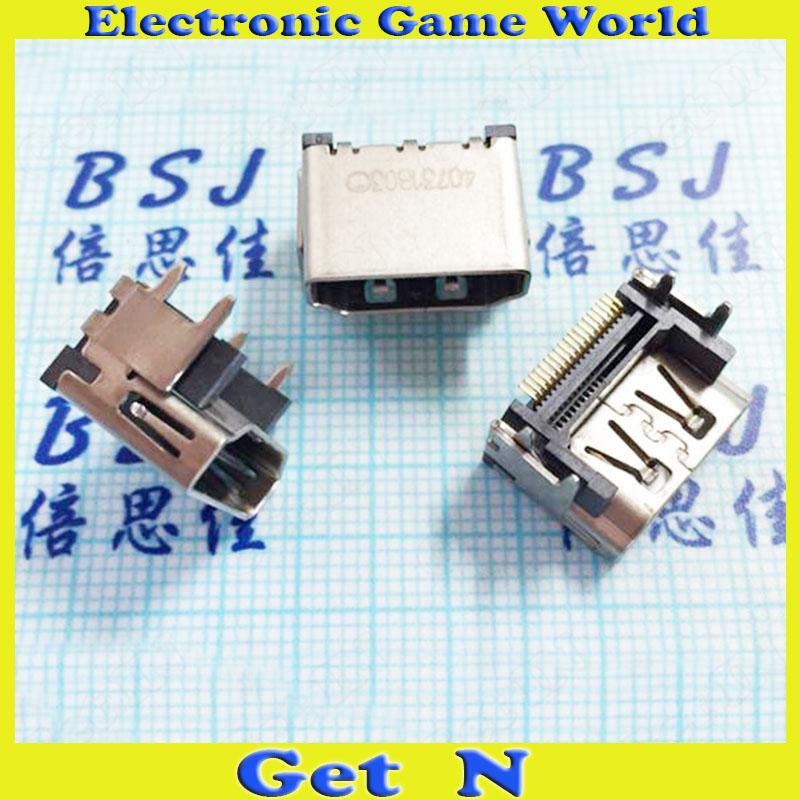 50pcs/lot Tablet PC Notebooks Highplant HDMI 19P Female Connectors 4 DIP Foot HDMI 19 Pins<br><br>Aliexpress