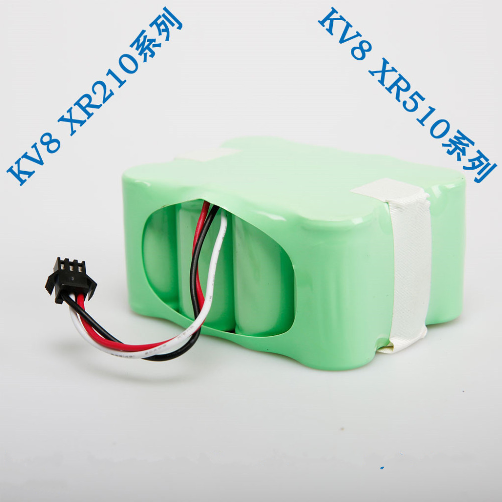 XR510 series 2200 mAh Ni-MH Vacuum Cleaner Battery for KV8 or Cleanna XR210 series and XR510 series Robotics Battery(China (Mainland))