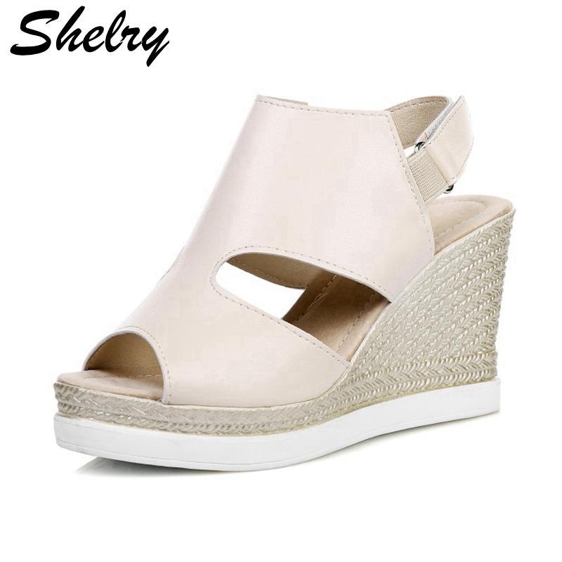 get cheap silver wedge sandals aliexpress