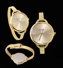 Hot sale Luxury brand watch women ladies fashion Gold Quartz Dress Wrist watches hour clock relojes relogio feminino 9940 XXZ