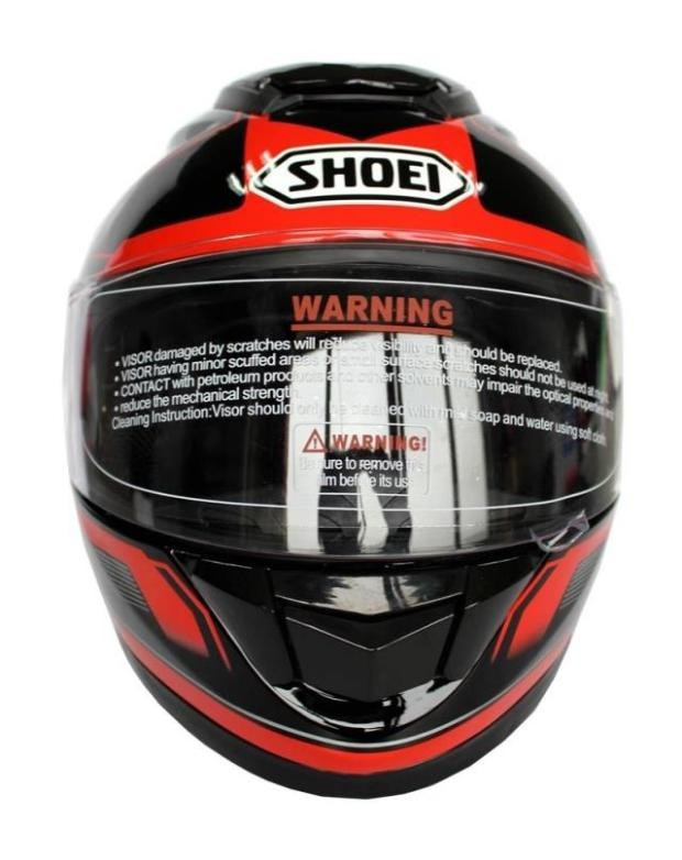 Shoei helmet motorcycle helmet Full Face helmet dual lens Genuine Abs+Pc material safety helmet