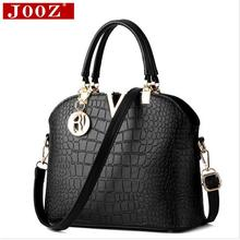 Buy JOOZ Women Famous brand designer Luxury leather handbags women messenger bag Ladies Shoulder bags crocodile pattern Crossbody for $19.59 in AliExpress store