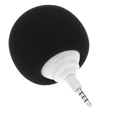 Ultra Mini Cute Audio Cool Music Ball Speaker Player Clear Sound Music Effect-Black(China (Mainland))