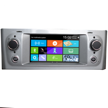 Wince Car GPS Navigation for Fiat Grande Punto 2012-2013 With Bluetooth Map Card Free Shipping ( without DVD)(China (Mainland))