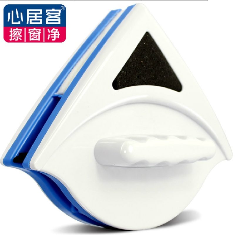 wash glass Cleaning tools magnetic window cleaner on both sides of the glass vacuum(China (Mainland))