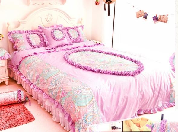 Purple Queen Comforter Set Promotion Shop For Promotional