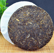 Promotion 20 years old Top grade Chinese yunnan original Puer Tea 357g health care tea raw pu er puerh tea Pu'er + Secret Gift