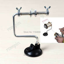 2015 new Aluminum Portable Fishing Line Winder Reel line Spool Spooler System fishing Tackle
