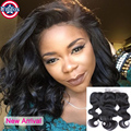 1b 27 Two Toned Blonde Ombre Hair Extensions with Closure Peruvian Kinky Curly Virgin Hair 4 pcs Ombre Blonde Hair With Closure