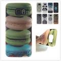 Owl Hamburger TPU Silicone Soft Case For Samsung Galaxy S6 S6 Edge S7 S7 Edge Back