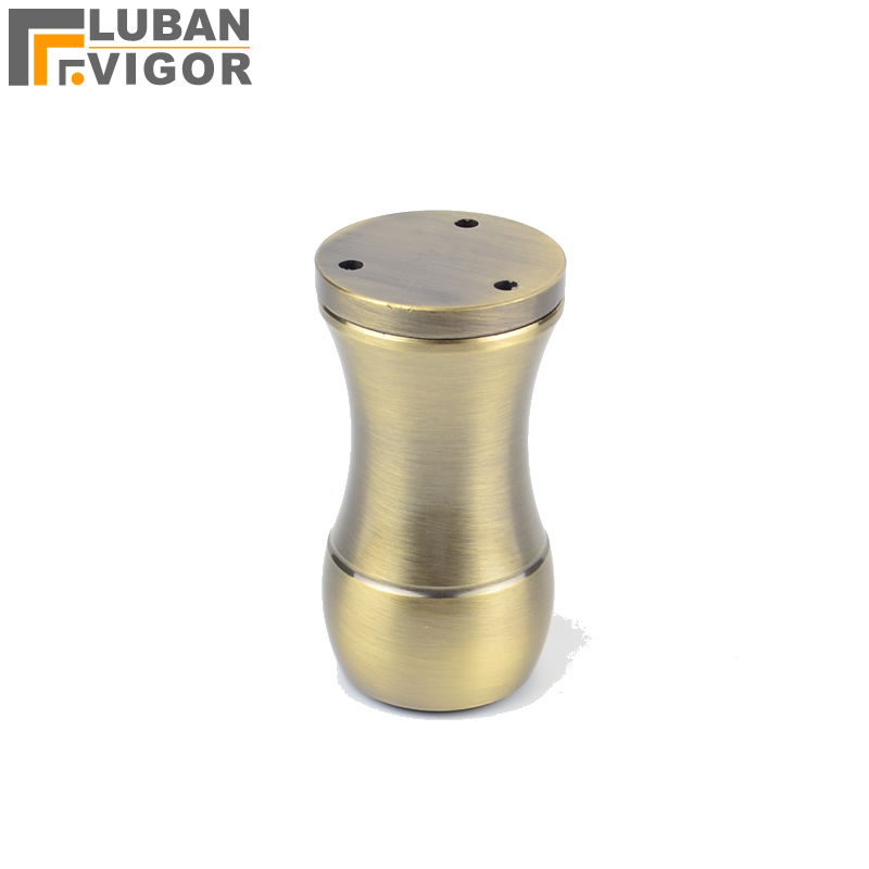 High quality, Space aluminum furniture legs, adjustable height,for cabinets,sofa, bed,table, metal legs,furniture hardware(China (Mainland))