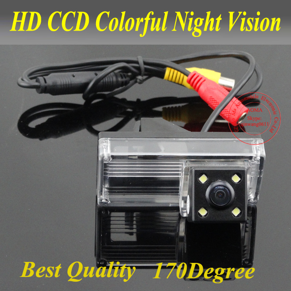 CCD HD night vision for TOYOTA LAND CRUISER 200 LC200 REIZ 09 Car Rear View camera Backup Camera rear monitor paking system(China (Mainland))