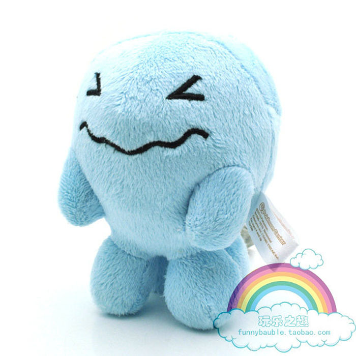 Juguetes Peluches Kawaii Pokemon Wobbuffet Plush Doll Play With Me That You Can Play, Dance, Exercise and Have Fun With(China (Mainland))