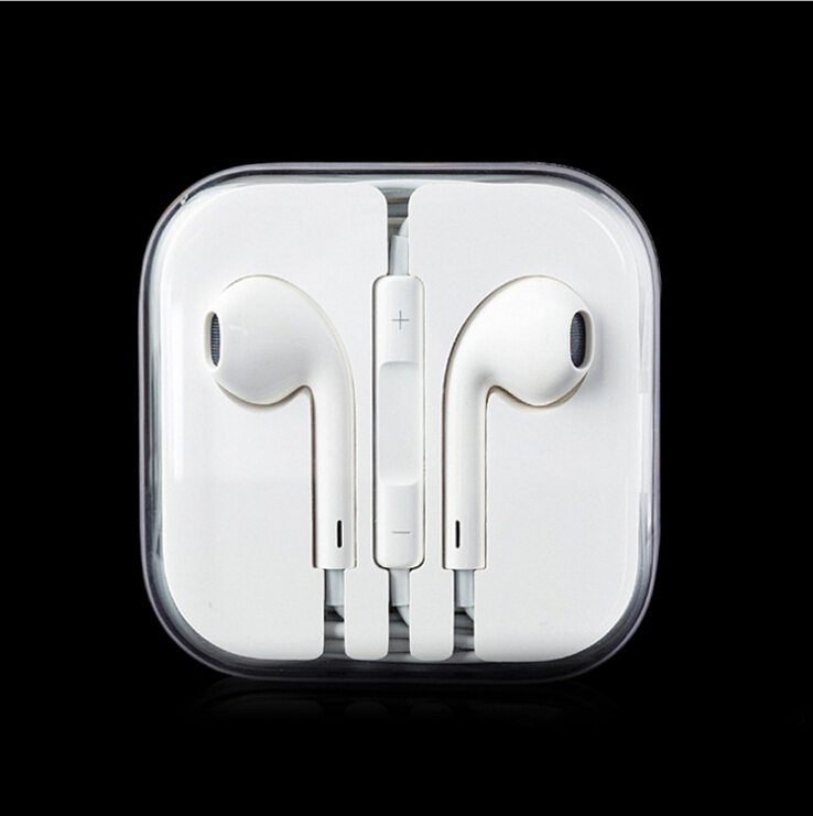 New Arrival 3.5mm in-Ear Earphone Headphone Headset For iPhone 4 4s 5 5s For ipad 2 3 4 mini mp3 mp4(China (Mainland))