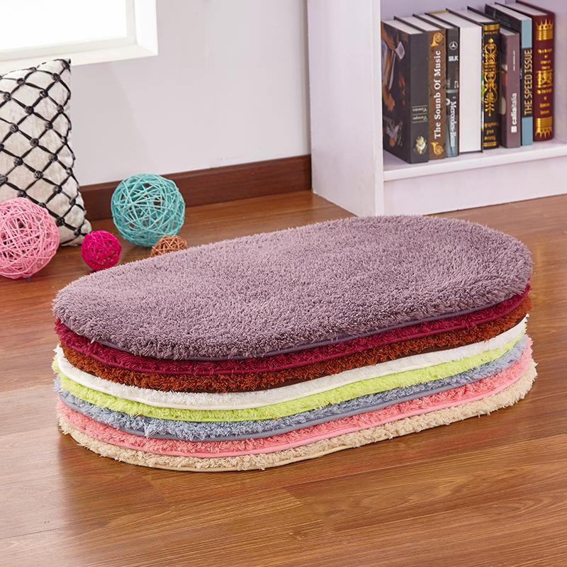 byetee Free shipping 40x60cm bathroom slip-resistant absorbent mats entranceway doormat mat rugs for door kitchen door mats(China (Mainland))