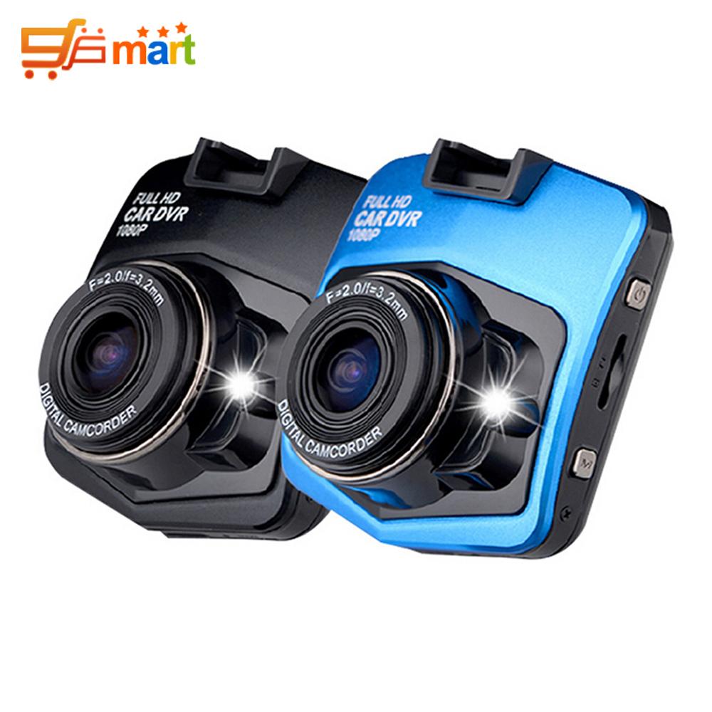 Original Novatek Mini Car Camera GT300 Full HD 1080p Car DVR Recorder Video Registrator Camcorder Night Vision DVRs 140 Degree(China (Mainland))