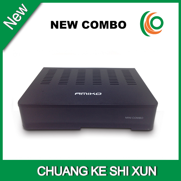 2015 cheapest Original HD Combo dvb s2 dvb t2 Satellite Receiver(China (Mainland))