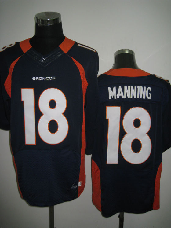 2016 Elite # 7.ELWAY 18.MANNIN #52 #58 #88Jersey, the best quality, embroidery patterns, size M --4XL(China (Mainland))