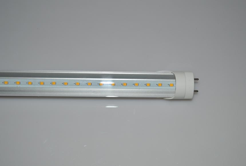 4 фута 1,2 м клавиатура G13 1200мм T8 светодиодных трубок Светодиодные лампы высокой супер яркий 20W 2700К теплый белый свет светодиодный светильник ac85-265В