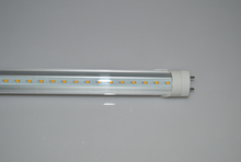 4ft 1.2m 1200mm G13 T8 Led Tubes Led Bulbs High Super Bright 20W 2700K Warm White Led Light Lamp AC85-265V(China (Mainland))