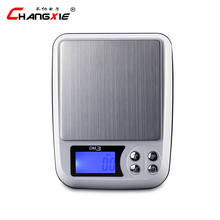 Buy 500g / 0.01g LCD Digital Kitchen Scale High Precision Electronic Balance Scale Stainless Steel Kitchen Accessories Cooking Scale for $17.23 in AliExpress store