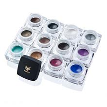 Buy Hot Sale 12 Colors Long Lasting Liquid Eyeliner Cream Eyeliner Shadow GelMakeups 1Pcs Comestic Waterproof Eye Liner Gel Makeup for $1.57 in AliExpress store