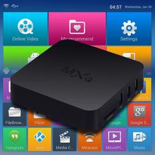 MXQ Android 4.4 TV Box WIFI installed XBMC Amlogic S805 Quad Core 1GB+8GB ROM FULLY KODI LOADED WiFi 1080P H.265 HD Media Player