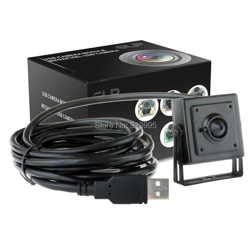 1.3 megapixel AR0130 low illumniation waterproof  mini usb camera  for atm machine ELP-USB130W01MT-PL37