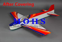 ALL NEW DESIGN balsa wood rc airplane kits F3A kits COMBO with canopy cowl landing gear wooden F3A pattern aircraft  kits(China (Mainland))