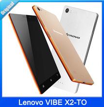 Original Lenovo VIBE X2-TO 5.0'' IPS Android 4.4 Smart Phone MTK6595M Octa Core 2.0GHz RAM 2GB ROM 16GB GSM 1920x1080 2300mAh(China (Mainland))