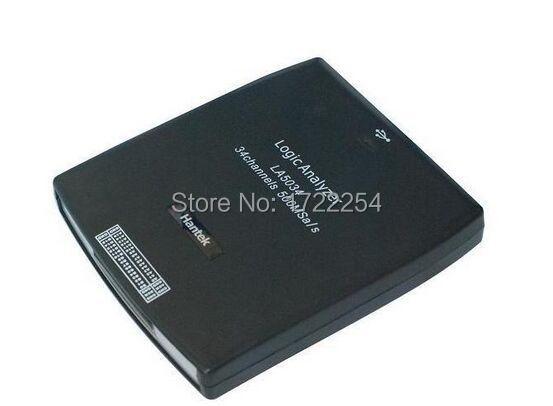 FREE SHIPPING Hantek LA5034 PC USB Logic Analyzer 34CH Sample rate 500MHz Bandwidth 150MHz LA-5034(China (Mainland))