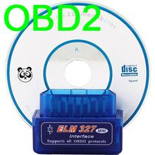 OBD2 Super Mini ELM 327 Bluetooth OBD II(China (Mainland))