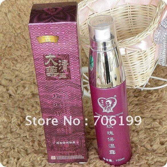 Rose moisturizing lotion 100ml/bottle, tender your skin<br><br>Aliexpress