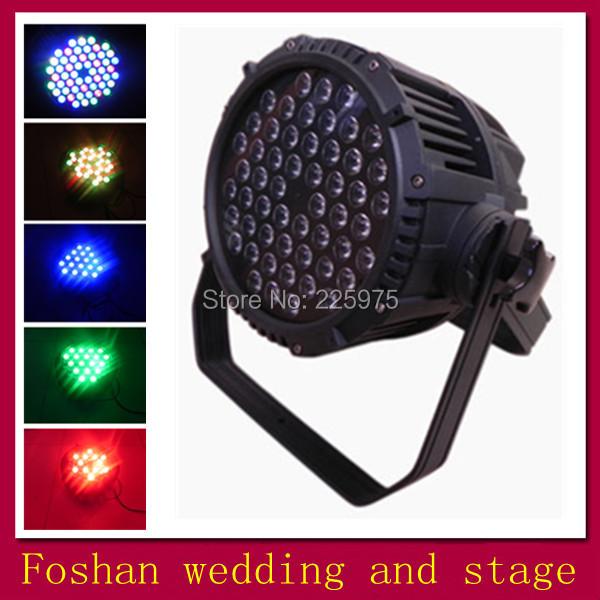 led par can stage light,dj led par cans,led stage light(China (Mainland))