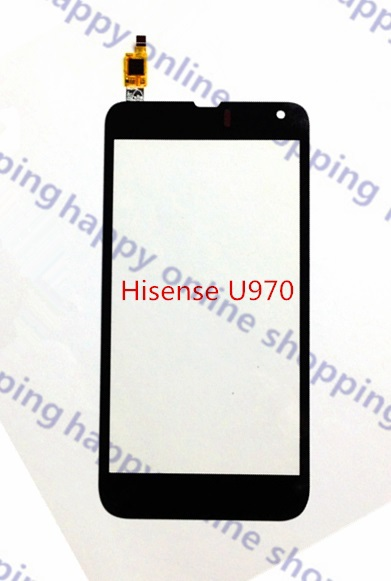 Free shipping new original digitizer touch Screen FOR Hisense EG970 / U970 / T970 cell phone + Tracking code(China (Mainland))