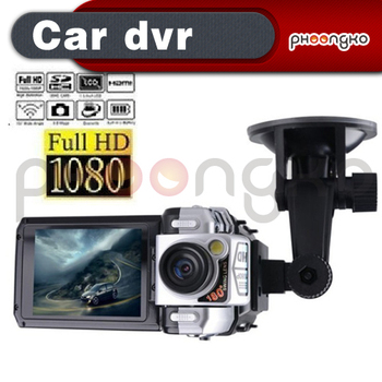 HD1920*1080 2.5 inch TFT LCD Scree F900 Car Camera Video Recorder  Car DVR F900lhd TFT Support Russia Car Black Box