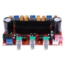 Buy TPA3116D2 Sound Power Amplifier Board 50W *2 +100W 2.1 Channel Digital Subwoofer Power Amplifier Board DC12V-24V for $10.26 in AliExpress store
