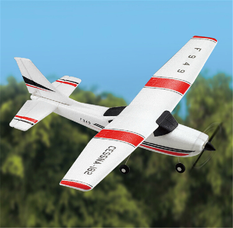 wltoys F949 RC Airplanes font b Drone b font 3 Channel 2 4GHz Radio Control White