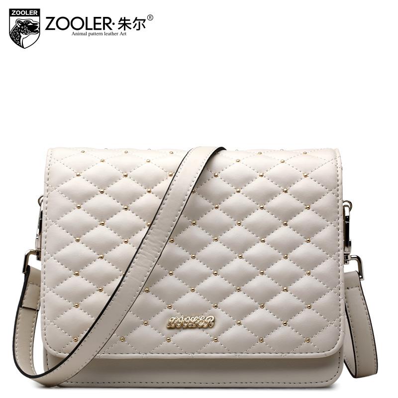 Фотография Small plaid cowhide bag ladies luxury handbags women bags designer genuine leather shoulder bag female crossbody messenger bags
