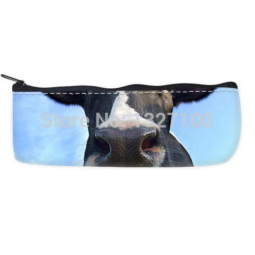 Cow Pencil Case Nice Happy Cow Custom Pencil