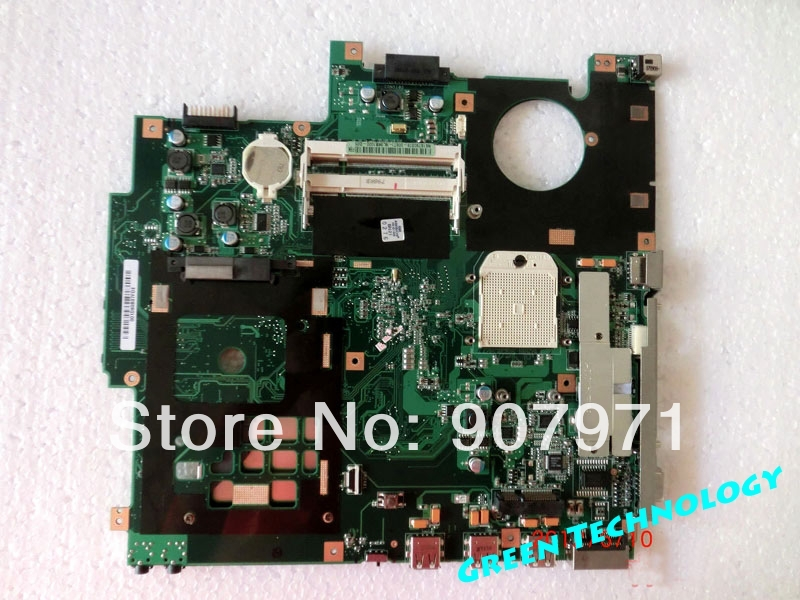 for original Asus F5N AMD laptop motherboard mainboard fully tested & working perfect(China (Mainland))