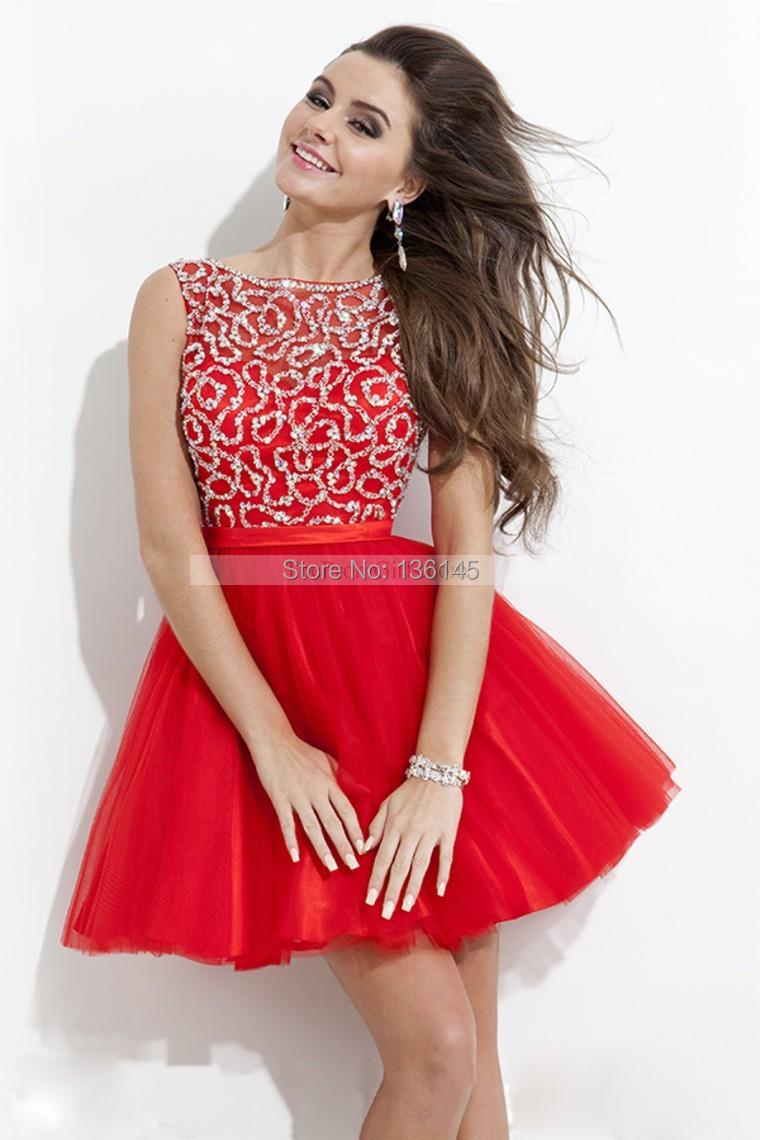 Cute red dresses for juniors - Fashion dresses