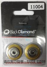 2 unids/lote herramientas Hvac diamante negro Original hoja 11004 modelo para 11318/11518 cortador de tubo