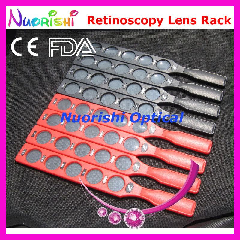 Trial Lens Rack Retinoscopy Lens Rack Set