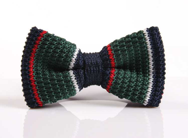 Men Neck Ties Tuxedo Knitted Bowtie Custom Lable Bow Tie 60 Color Pre-Tied Adjustable Boy tie opp bag packing T28(China (Mainland))