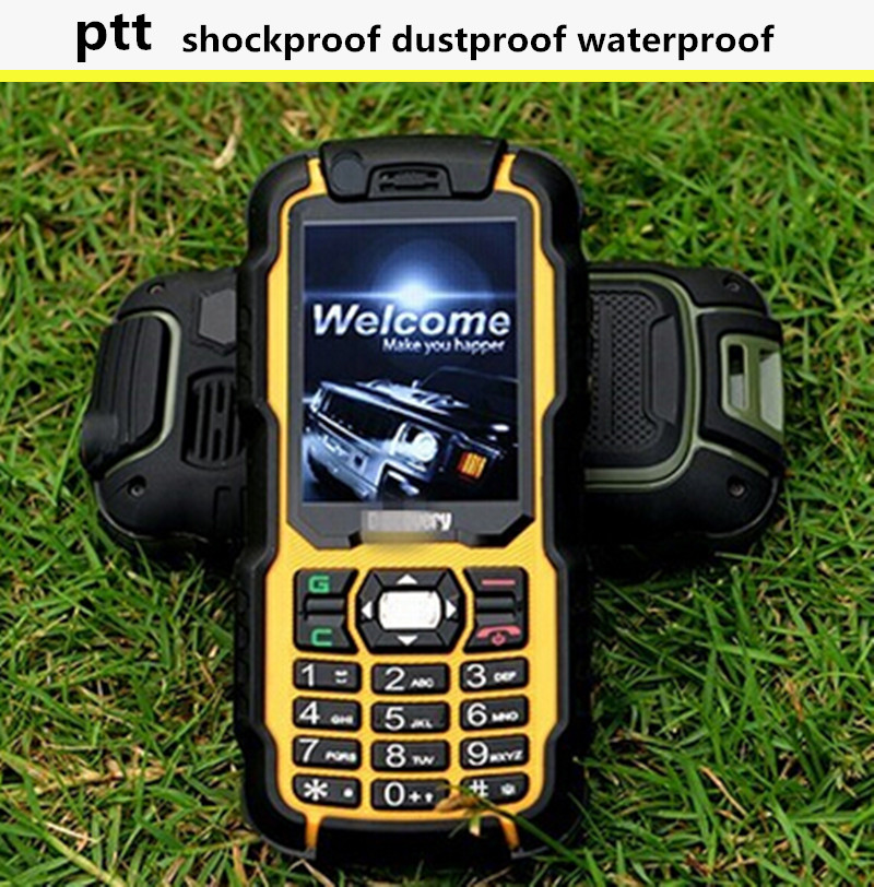 RUNGEE A12 Walkie Talkie PTT Phone 3800mah Dual SIM GSM/CDMA LED 0.3MP Russian keyboard elder people mobile phone H3 S6 ZUGS X1(China (Mainland))