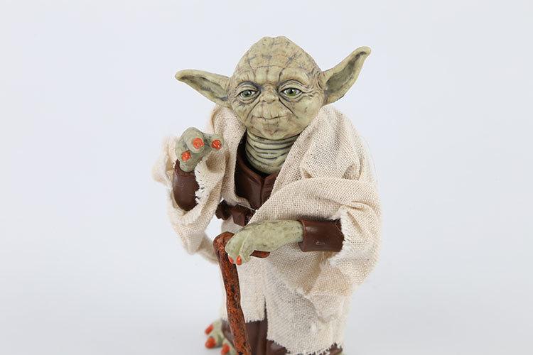 2016 18cm Star Wars Revo Revoltech Darth Vader Anakin Skywalker PVC Action Figure Toy Model Brinquedos