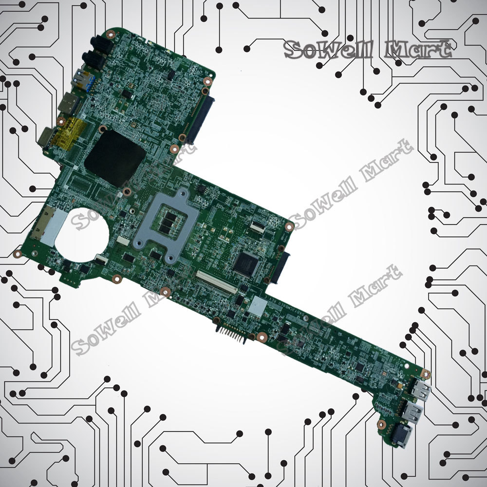 Genuine motherboard for Toshiba laptop A000175040 PCB DABY3CMB8E0 HM70 L840/ C854 L840 C840 laptop parts full tested(China (Mainland))